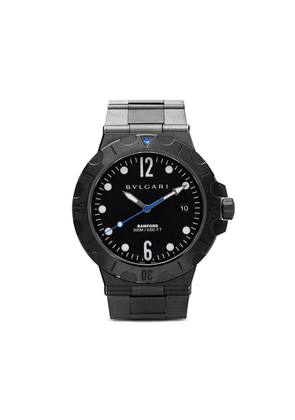 Bamford Watch Department Bulgari Diagona Pro Scuba - Black
