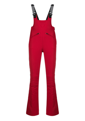 Perfect Moment GT Racing dungarees - Red