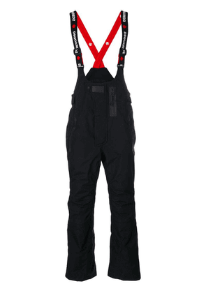Dsquared2 logo print ski trousers - Black