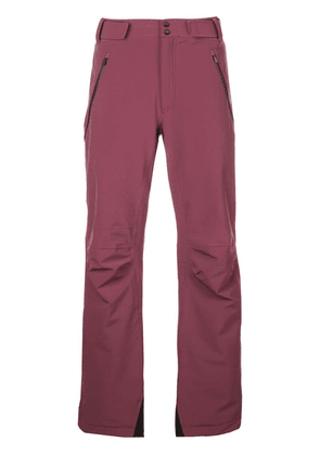 Aztech Mountain Team Aztech ski trousers - Red