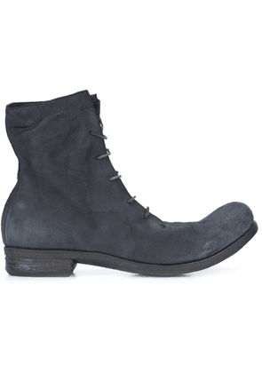 A Diciannoveventitre laced ankle boots - Black
