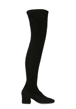 Dorateymur Sybil Leek over-the-knee boots - Black