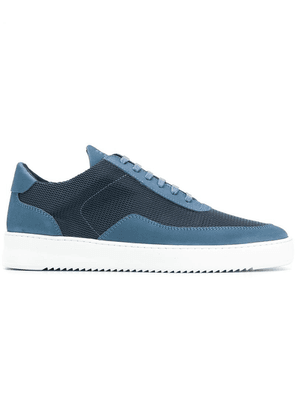 Filling Pieces flat sole sneakers - Blue