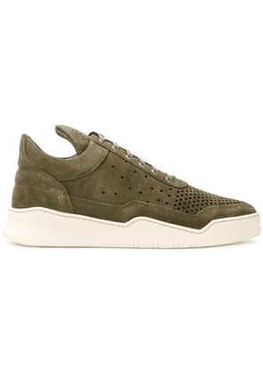 Filling Pieces lace-up sneakers - Green