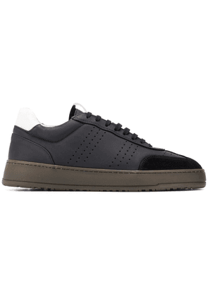 Etq. lace-up sneakers - Black