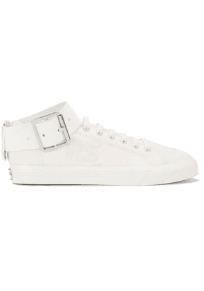 Adidas By Raf Simons Spirit Buckle sneakers - White