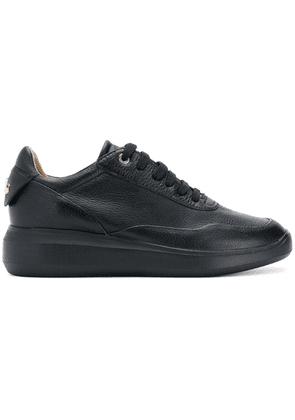Geox classic lace-up sneakers - Black