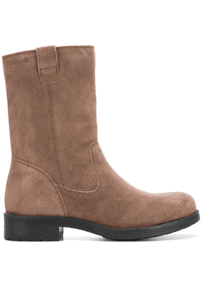 Geox smooth ankle boots - Neutrals