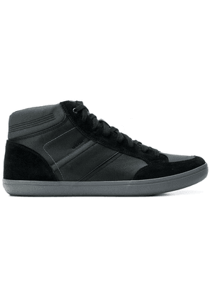 Geox high-top sneakers - Black