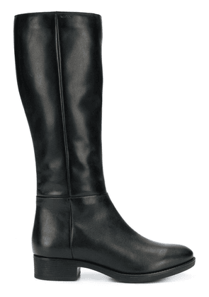 Geox knee-length boots - Black
