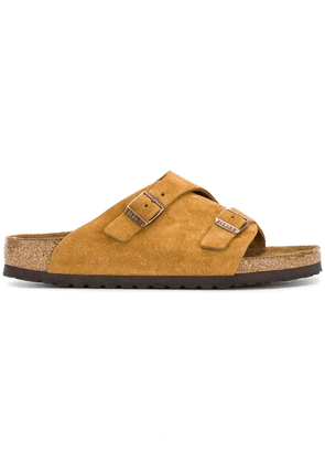 Birkenstock Zürich sandals - Brown