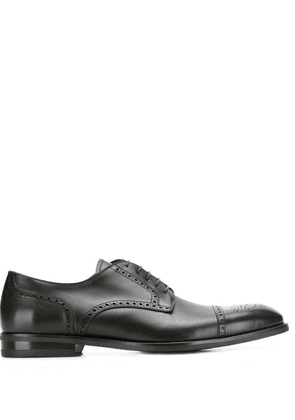 Canali classic Derby shoes - Brown