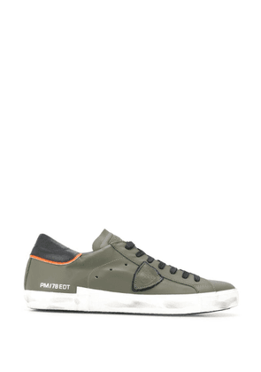 Philippe Model PM / 78 EDT sneakers - Green