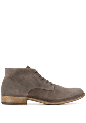 FIORENTINI + BAKER ankle lace-up boots - Brown