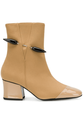 Dorateymur Worship boots - Neutrals