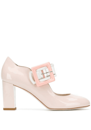 Francesca Bellavita buckle pumps - Pink