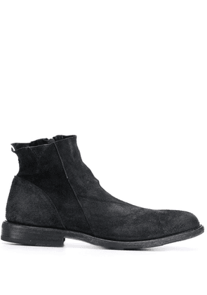 FIORENTINI + BAKER distressed ankle boots - Black