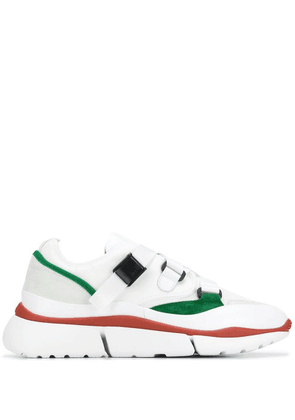Chloé Sonnie mid-top sneakers - White