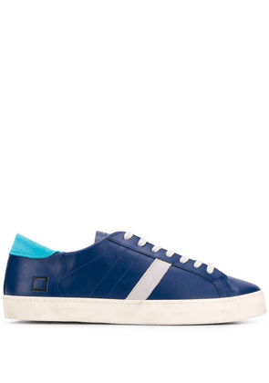 D.A.T.E. low-top sneakers - Blue