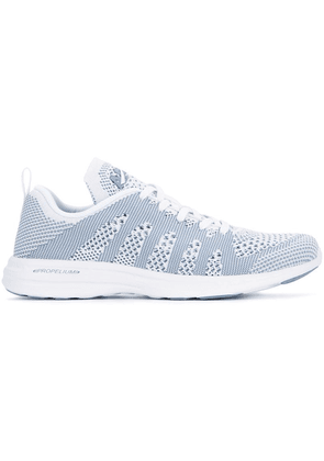 Apl TechLoom lace-up sneakers - Blue