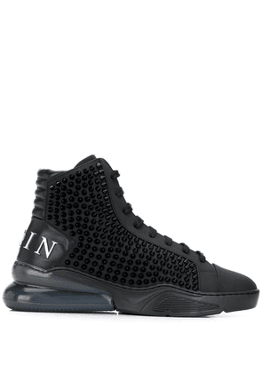 Philipp Plein Hi-Top sneakers - Black