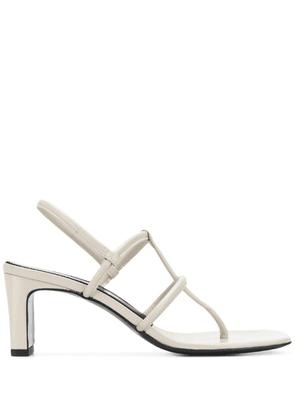 Dorateymur heeled sandals - Neutrals