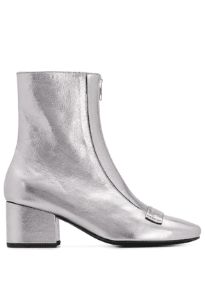 Dorateymur heeled boots - Grey