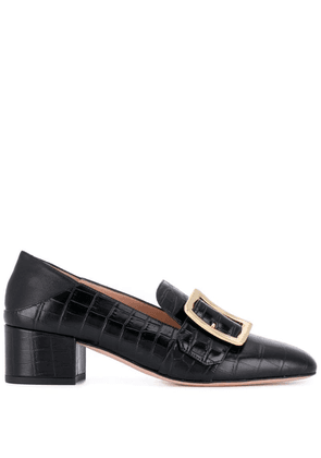 Bally Janelle buckle mules - Black