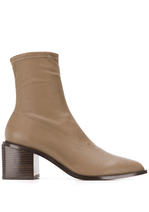 Clergerie Xia ankle boots - Neutrals