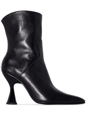 Dorateymur Stainless ankle boots - Black