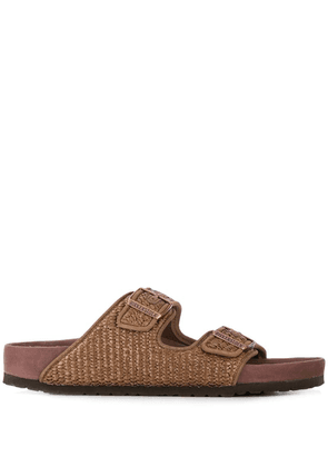 Birkenstock Arizona double strap sandals - Brown