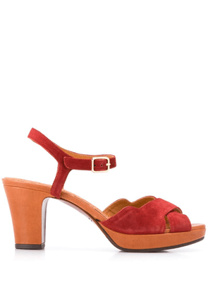 Chie Mihara Betra sandals - Red