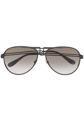 Givenchy Eyewear aviator sunglasses - Black