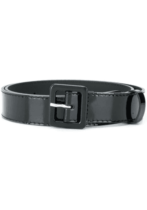 P.A.R.O.S.H. square-buckle belt - Black