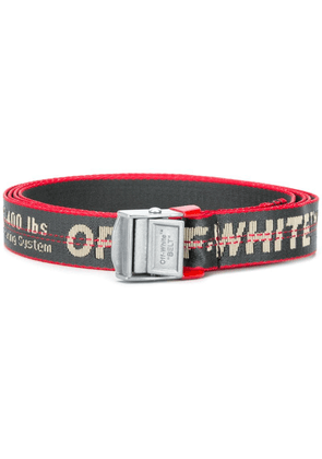 Off-White mini industrial belt - Grey