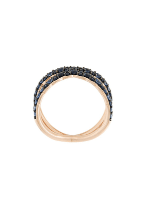 Astley Clarke 'Fusion Interstellar' ring - Blue