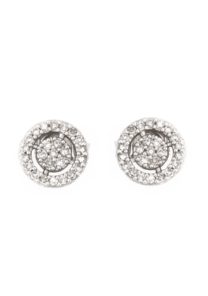 Astley Clarke mini 'Icon Aura' stud earrings - Metallic