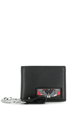 Marcelo Burlon County Of Milan chained wallet - Black