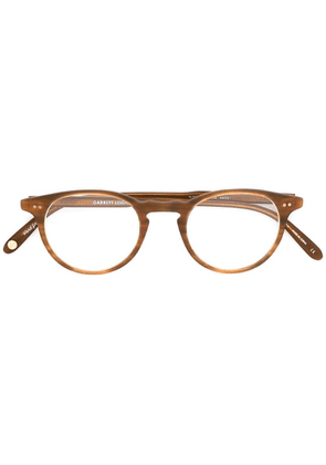 Garrett Leight 'Winward' glasses - Brown