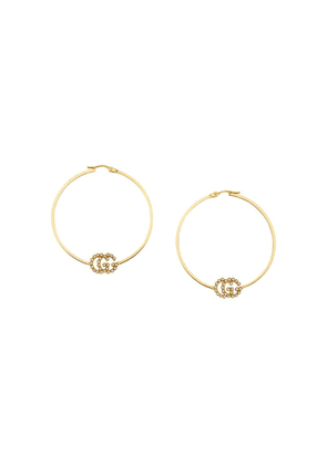 Gucci GG Running earrings with diamonds - 8000
