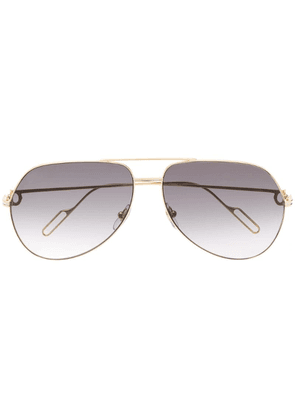 Cartier Première de Cartier Collection sunglasses - Gold
