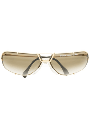 Cazal classic aviator sunglasses - Metallic