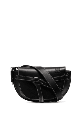 Loewe mini Gate mini belt bag - Black