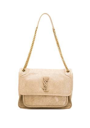 Saint Laurent Niki shoulder bag - Gold