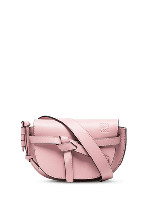 Loewe mini Gate belt bag - Pink