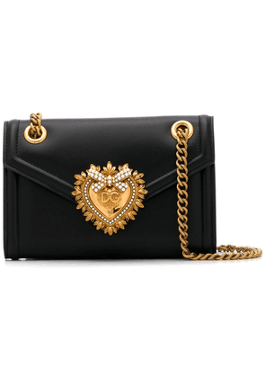 Dolce & Gabbana small Devotion crossbody bag - Black