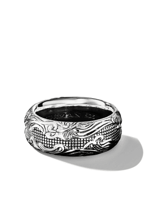 David Yurman Waves band ring - Ss