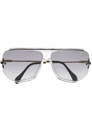 Cazal aviator sunglasses - Black