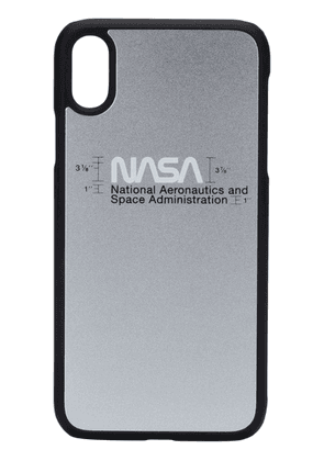 Heron Preston iPhone XS cover - Silver