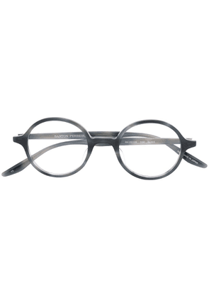Barton Perreira Burns round glasses - Blue